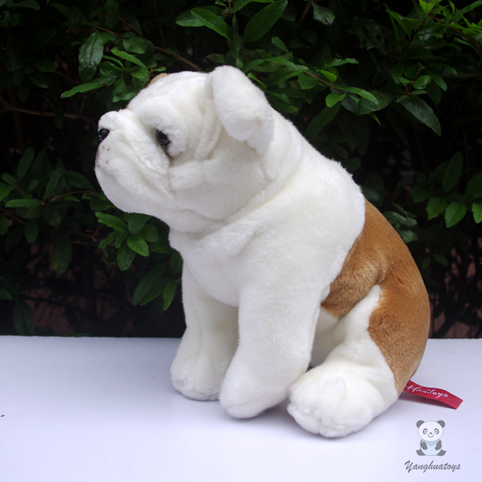 Big Stuffed Animals Plush Toy Bulldog Doll Children S Toys