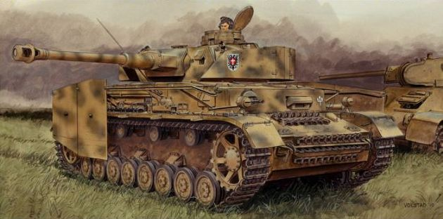 DRAGON 6594 1/35 Pz.Kpfw.IV Ausf.G Apr-May 1943 ProductionDRAGON 6594 1/35 Pz.Kpfw.IV Ausf.G Apr-May 1943 Production