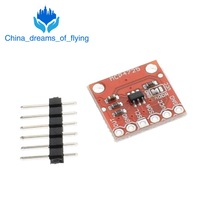 TZT 1pcs/lot MCP4725 I2C DAC Breakout module development board