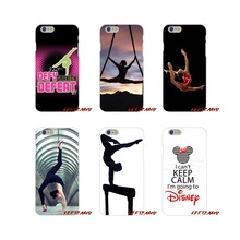 quotes keep calm and do gymnastics Accessories Phone Shell Covers For Samsung Galaxy A3 A5 A7 J1 J2 J3 J5 J7 2015 2016 2017