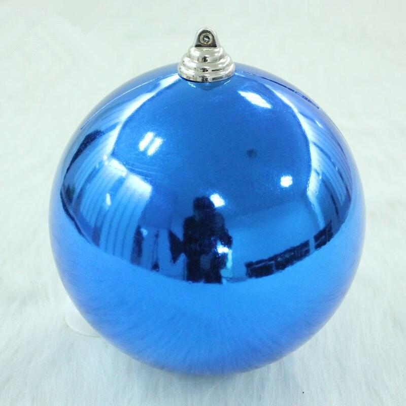 comprar unidslote navidad bola cm navidad navidad bola de las para rboles verde navidad bola