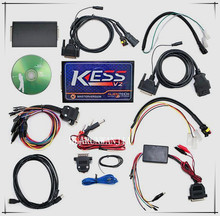 V2.15 For KESS  V2  OBD2 Manager Tuning  Kit simulator reading and writing are unlimited