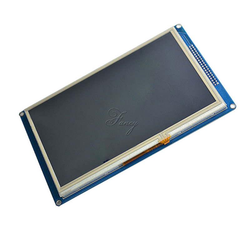 New 7 inch TFT LCD module 800x480 SSD1963 Touch PWM AVR PC Controller Module For Arduino AVR STM32 ARM цена