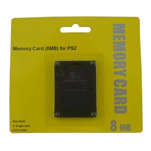 Image 2 - 10 Chiếc Cao Cấp Cho Sony Playstation 2 PS2 8MB 16MB 32MB 64MB Bộ Nhớ 128MB thẻ