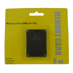 Image 2 - Tarjeta de memoria de alta calidad para Sony Playstation 2, PS2, 8MB, 16MB, 32MB, 64MB, 128MB, 10 uds.