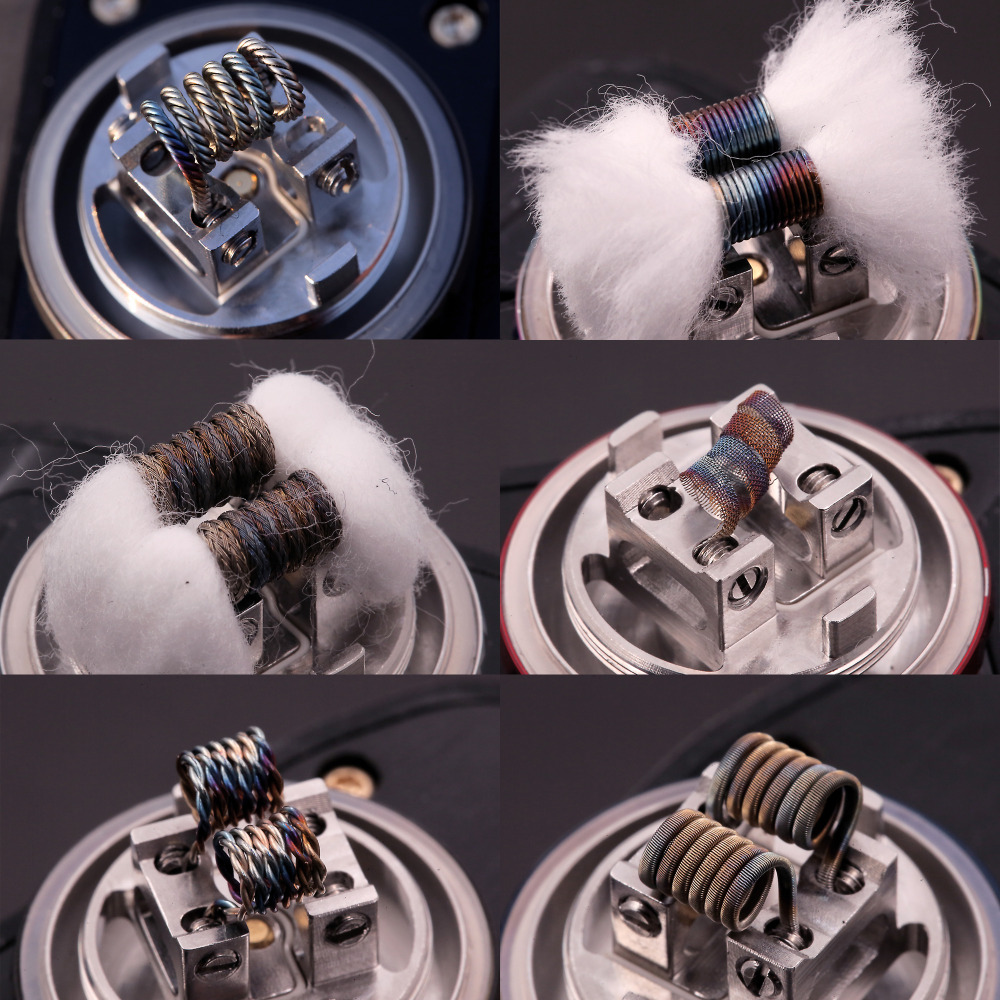 New Geekvape Zeus X 4.5ML Atomizer designed for RTA enthusiasts top airflow and top-to-side airflow leakproof condition