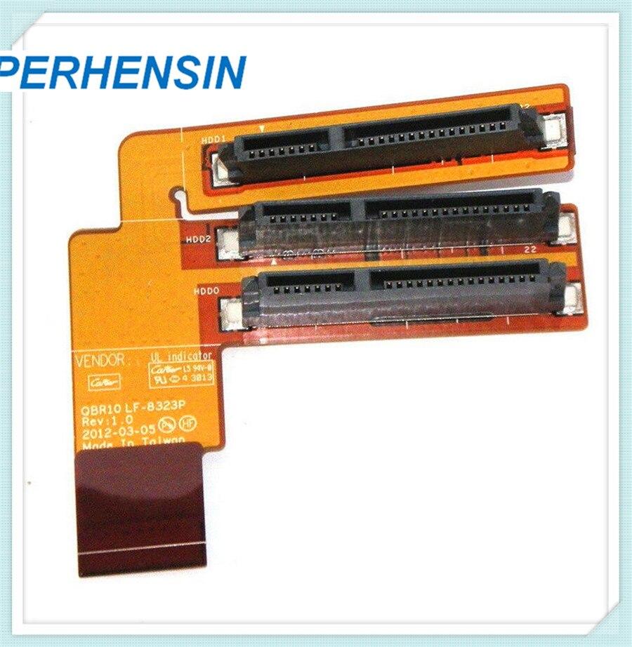 POUR Dell Alienware m18x R2 Disque dur HDD Câble Plat Connecteur QBR10 LF-8323P