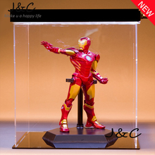 Hot The Avengers IronMan Action Figure 22cm Iron Man Doll PVC ACGN figure Toy Brinquedos Anime kids toys