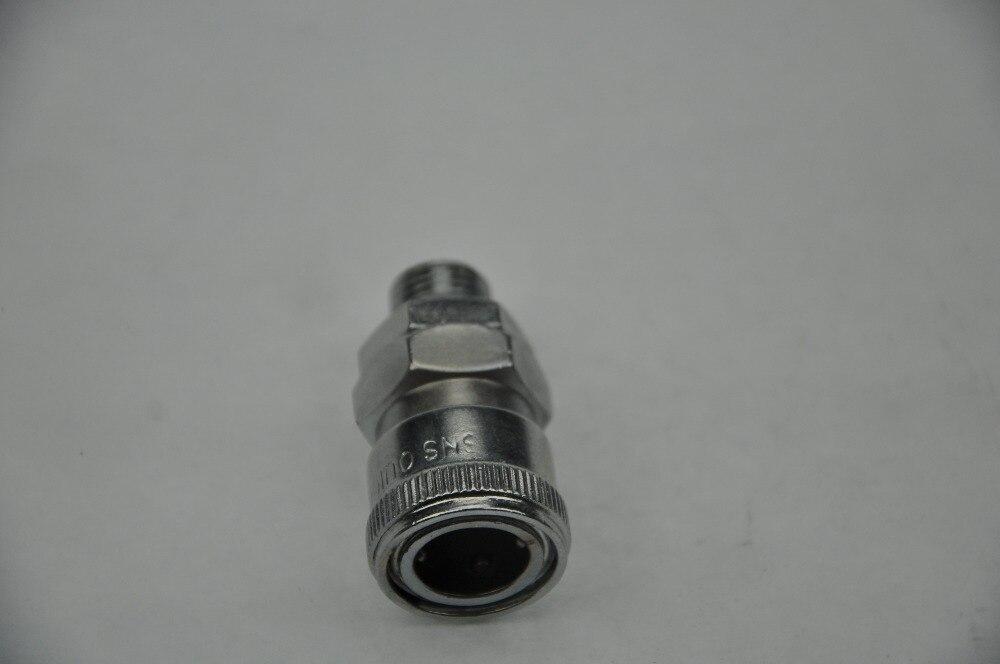 10PCS 38 Pneumatic Air Compressor Hose Quick Coupler Plug Socket Connector Set SP-30 C type fast connetor pipe fittings