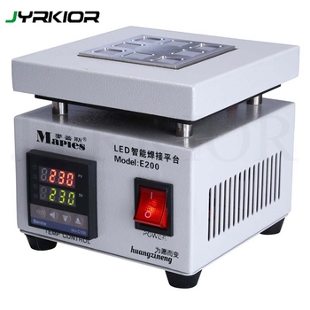 LED Display Adjustable Thermostat Heating Platform Preheating Station Special Desoldering Station For iPhone A8 A9 A10 CPU