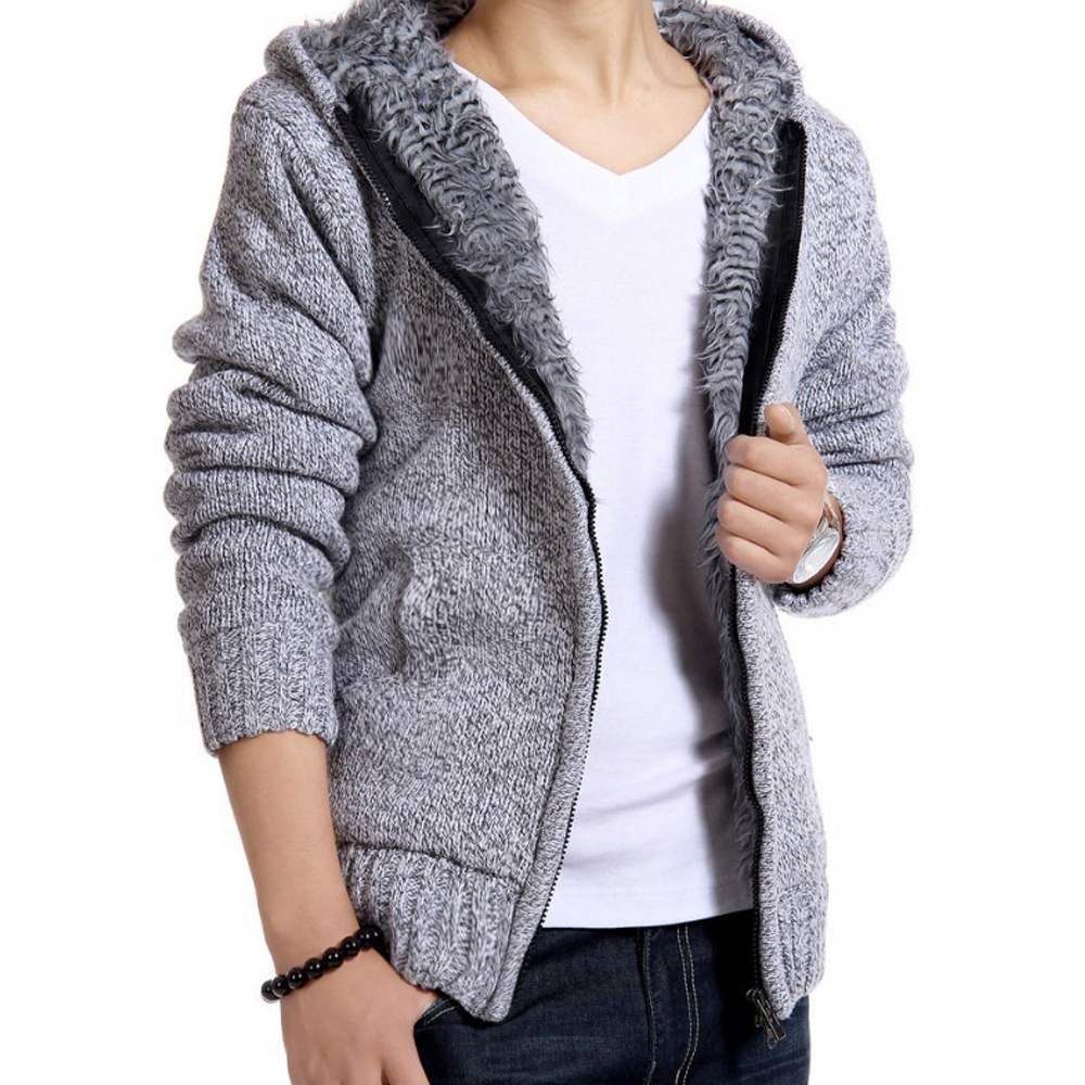 Knitted Sweater Men Fashion Brand 2016 Autumn Cardigan Masculino ...