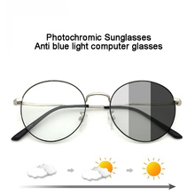 Photochromic Sunglasses Anti blue light Computer Glasses Vin