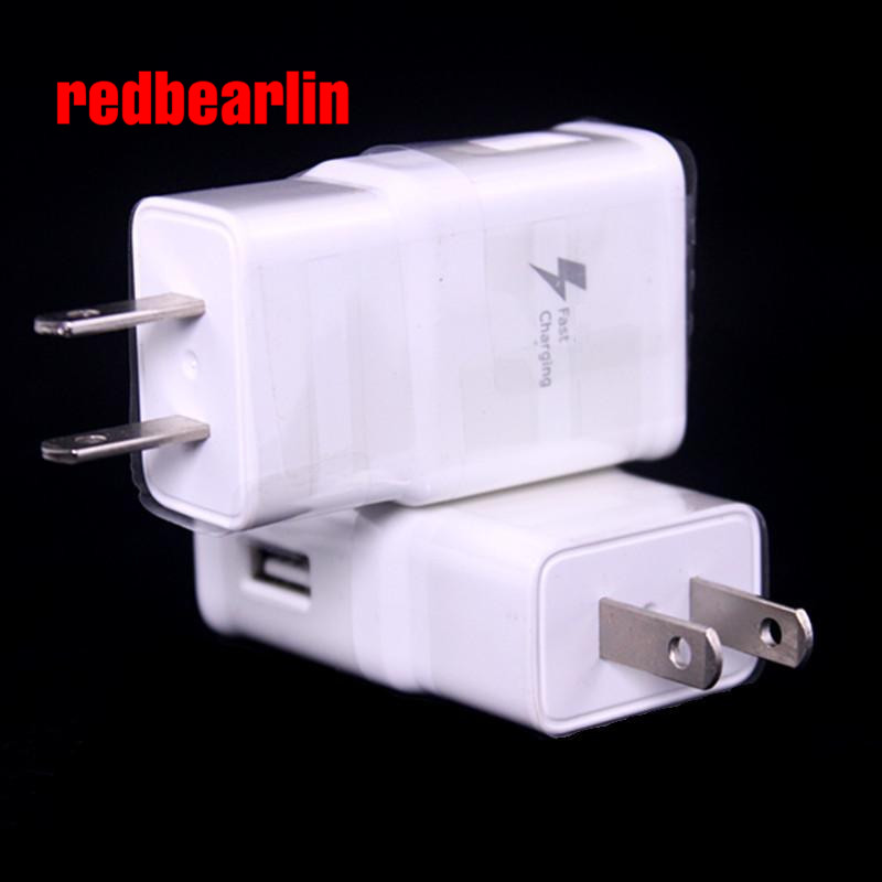 200pcs lot US Fast Charger 5V 2A 9V 1 67A USB Wall Charger Power adapter For