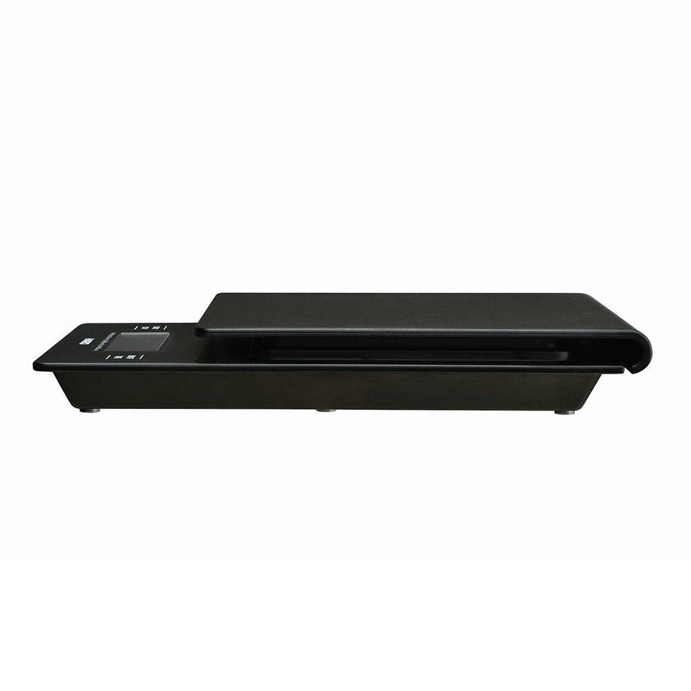 FeiC 1 pièce Hario V60 VST 2000B balance de cuisine numérique pesée intelligente 2000g/0.1g pour café mesure alimentaire cuisson cuisson pour barista - 4