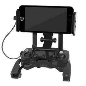 Image 3 - Remote Controller bracket + Neck Strap Lanyard phone tablet holder for dji mavic mini / air / pro 1/ spark /mavic 2 pro & zoom