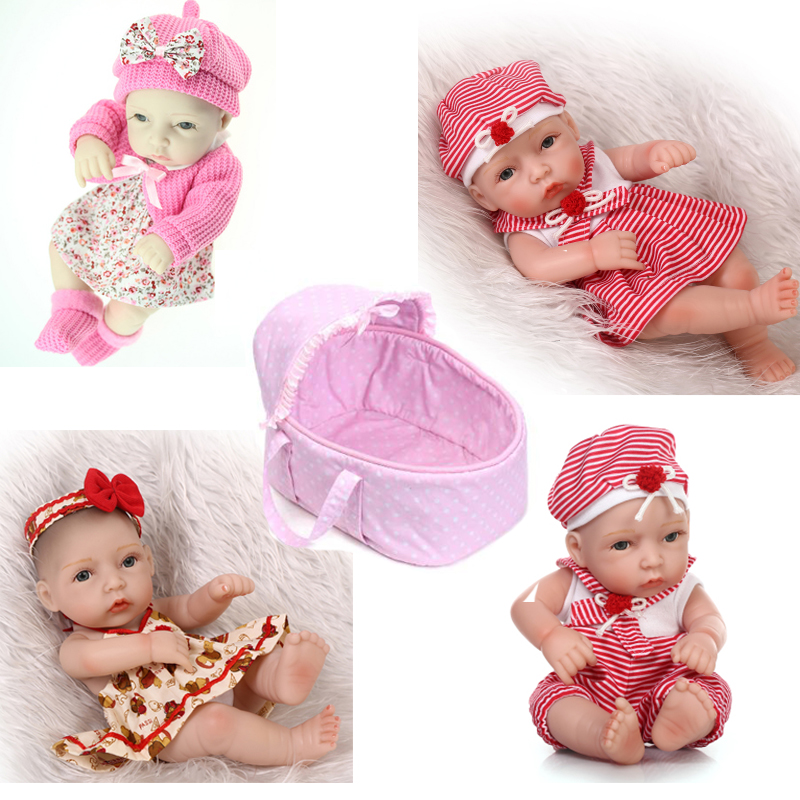 Handmade Reborn Baby Doll Clothes Suit Inch