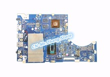 SHELI FOR ASUS T-Series TP300LA Laptop Motherboard 60NB06T0-MB1410 W i5-4210U CPU 4GB RAM
