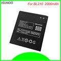 Сменный аккумулятор ISUNOO BL 210 BL210  для Lenovo A536  A606  S820  S820E  A750E  A770E  A658T  S650  A656  A766