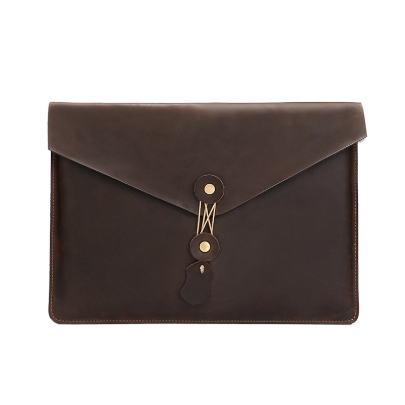 Eunaimee 13inch New Genuine Leather Sleeve Case Cover Pouch Bag for tablet pad notebook laptop arrival selling ultra thin super slim sleeve pouch cover microfiber leather tablet sleeve case for ipad pro 10 5 inch