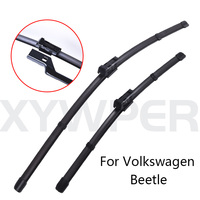 Wipers Blade For Cars for Volkswagen Beetle from 1998 1999 2000 2001 2002 to 2015 wholesale windscreen wiper car Accessories|Windscreen Wipers| |  -