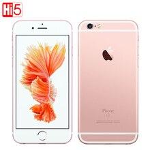 "Unlocked Apple iPhone 6S Plus mobile phone IOS 9 Dual Core 2GB RAM 16/64/128GB ROM 5.5"" 12.0MP Camera LTE Used iphone6s plus"