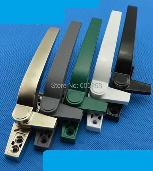 Aliexpress Com Buy Aluminum Window Handle Sliding