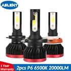 ASLENT H7 Mini LED H...