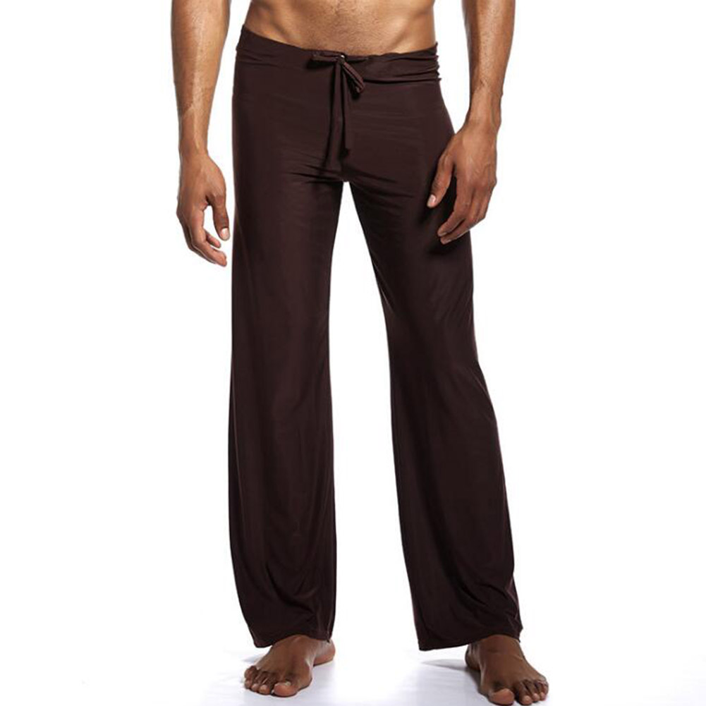 Men/'s Long Pants Sleepwear Sleeping Pant Pajamas Robe Sleep Yoga Bottom Trousers