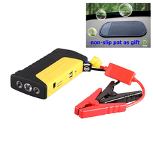 New Arrival Big Capacity Car jump Starter for 3.0L Gas High discharge rate 2 USB Auto power bank vehicle booster start jumper