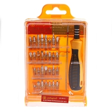 32 in 1 Mini Repair Precision Screwdriver Torx Fix Tool Kit Set for Phone Laptop -B119