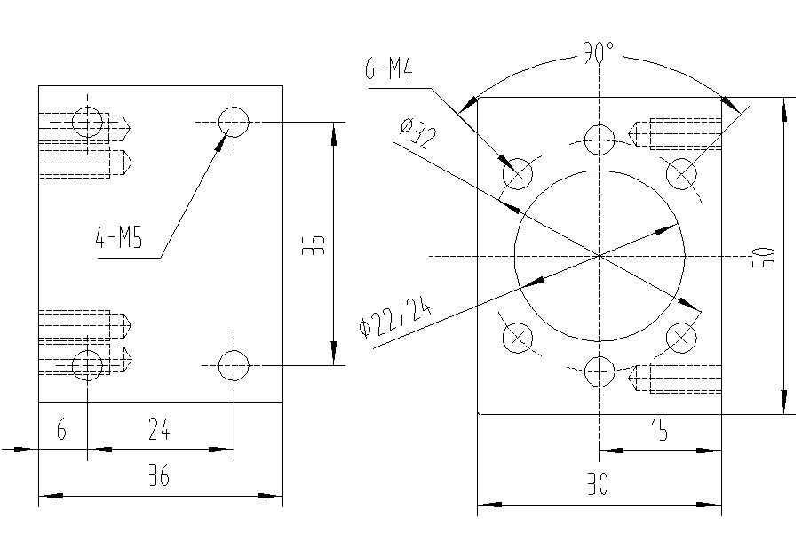 DE free VAT SFU RM 1204 Ballscrew L300 400 500 600mm 1204 Ballnut BK BF10 End support Ball Nut Housing for CNC Mill in Linear Guides from Home Improvement