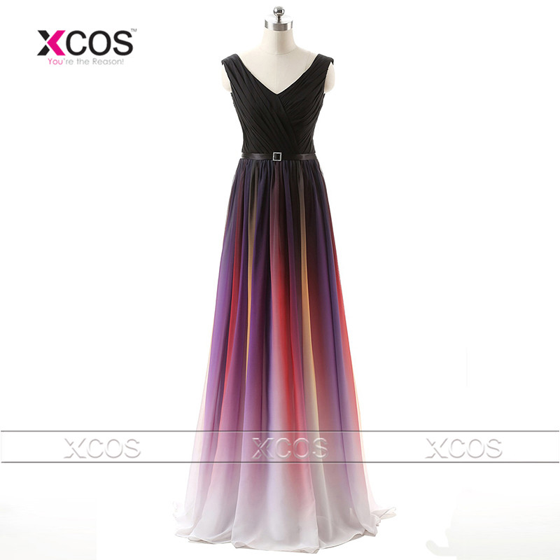 popular ombre evening gownsbuy cheap ombre evening gowns