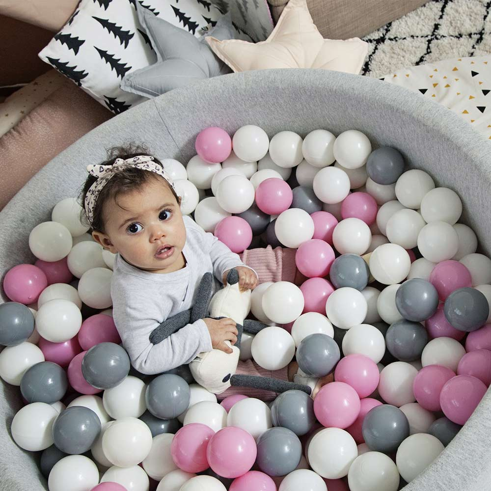 300 Pcs/Lot Eco-Friendly Balls Outdoor <font><b>Toys</b></font> <font><b>For</b></font> <font><b>Children</b></font> Soft Plastic Ocean Ball Baby Swim Pit <font><b>Toy</b></font> Colorful <font><b>Water</b></font> Pool Wave Ball image