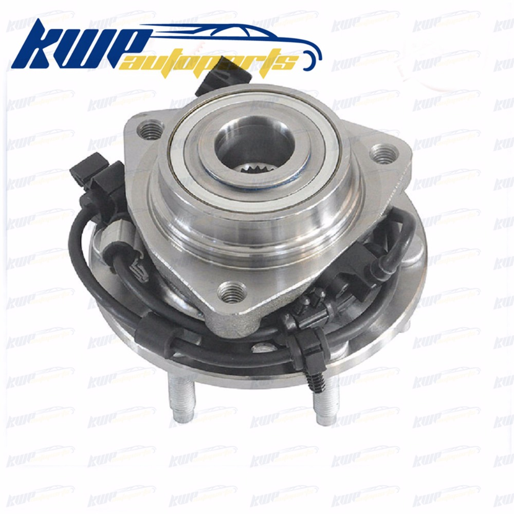 Brand New Complete Front Wheel Hub Bearing Assembly for 2002-2009 BUICK CHEVROLET ISUZU GMC SAAB Trailblazer Envoy 2016 front wheel bearings hub bearing kits fit for chevrolet epica vkba6990 oe12541129