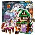 348 unids nuevo la posada starlight 10502 building blocks ladrillo ladrillos modelo princesa regalos niños juguetes playset compatible con lego elfos