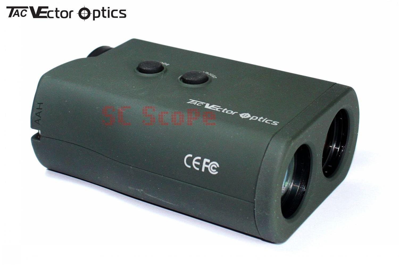 Вектор оптика 8x30 Охота лазерный дальномер Монокуляр сканирования 1200 м / дождя , РЕФЛ,>150 режим дальномер