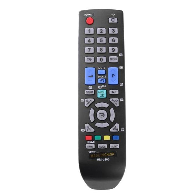 삼성 스마트 TV 범용 교체 LCD TV 리모컨 삼성 RM L800 BN59 00865A BN59 0942A