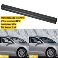 0.5*3M Car Protection Sticker Car Window Foils Solar Protection Film Window Tinting Side Window Film Heat Control Residential