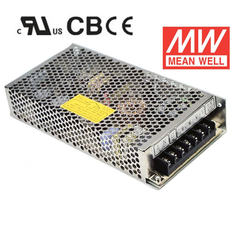 high quality Single Output Switching power supply 100W 24V 4.5A S-100-24 high quality sbc8168 rev c2 100