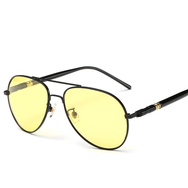Brightzone Gafas de conducción de espejo polarizador de uso general - Accesorios para la ropa