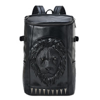 Big Backpack for Travel Gift for Girls Boys School Bags for Teenage Girls Men Backpack Bag Pack Lion Bag