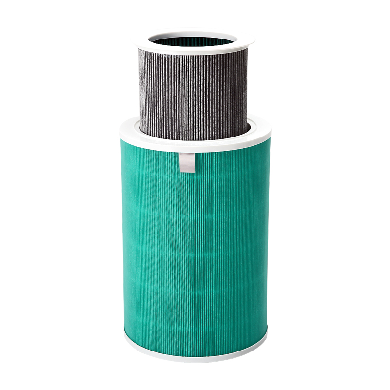 1 set Air Cleaner Filter smart Mi Air Purifier Core replacement for Xiaomi 2 1 Pro Air Purifier Parts Accessories