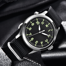Automatic mens watch 42mm Top Brand Luxury seagull miyota Mi