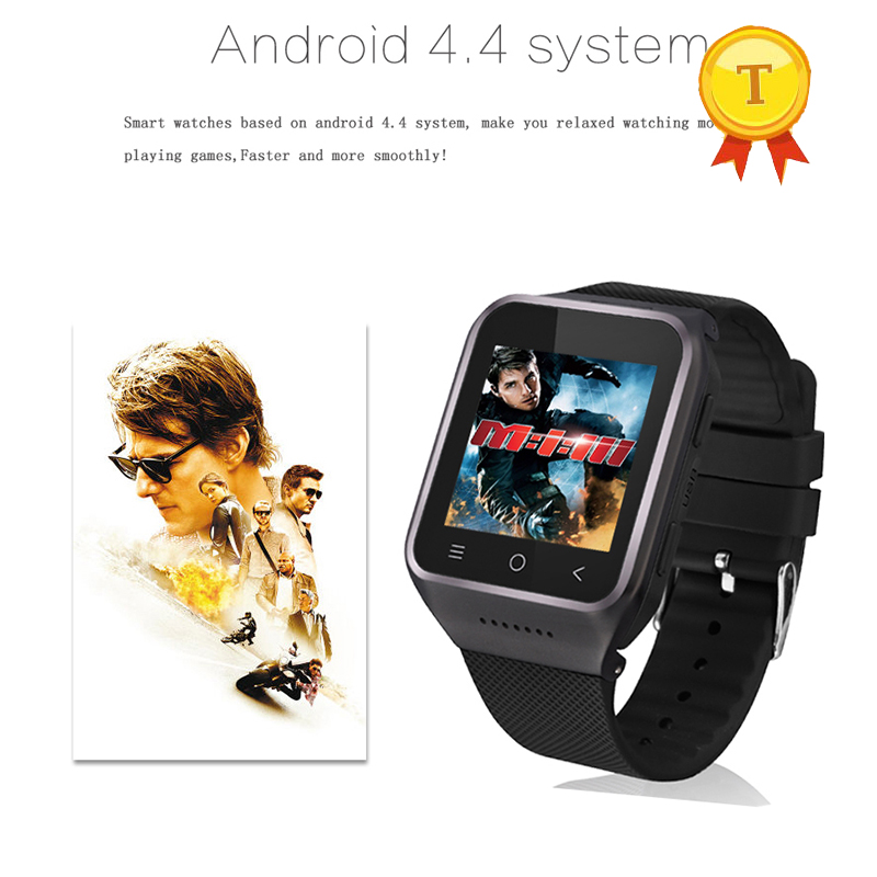 factory price Android 4.4 OS ce rosh SmartWatch 3G Bluetooth MTK6572 Dual Core WIFI GPS 8gb rom Smart Watch watch mobile phone 2018 best selling large capacity 32gb memory watch phone 3g android os smartwatch with hd camera wifi bluetooth 4 0 smart watch
