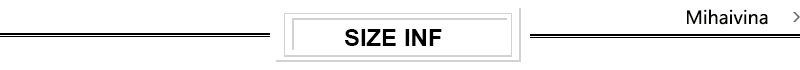 Size inf