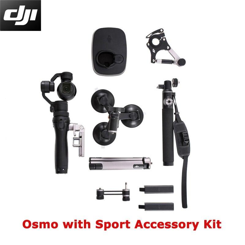 DJI New Item- DJI Osmo with Sport Accessory Kit