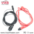 Block Heaters Similar to DEFA Plug in Car Heater