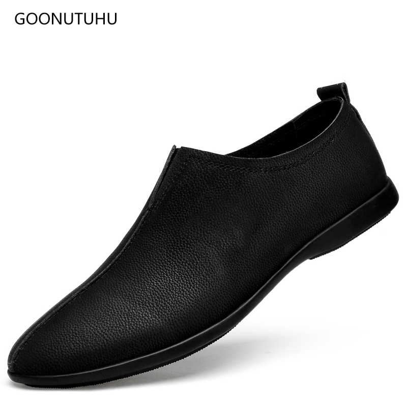Fashion Men's shoes casual loafers