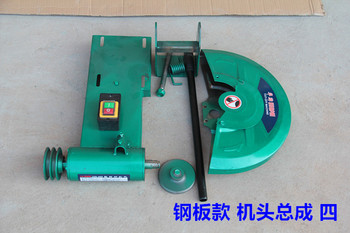 400 cutting machine parts 400 cutting head assembly empty rack 400 cutting machine without motor