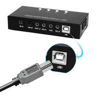 New 8 Channel 3D 7 1 USB 2 0 External Sound Card Sound Box Support Digital